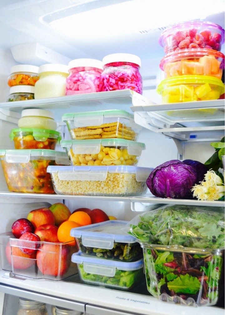 Healthy Fridge, Healthy Nutrition