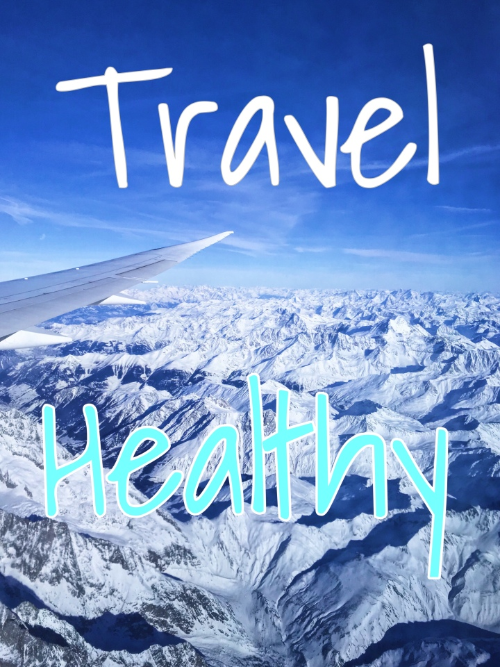How to stay healthy whileflying