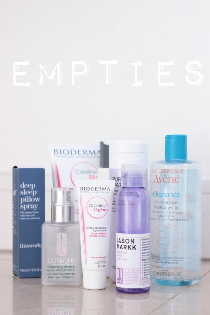 Empties #1