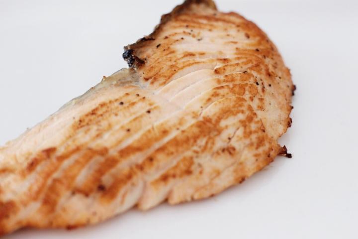 """""""The perfect salmon"""" recipe🐟"""