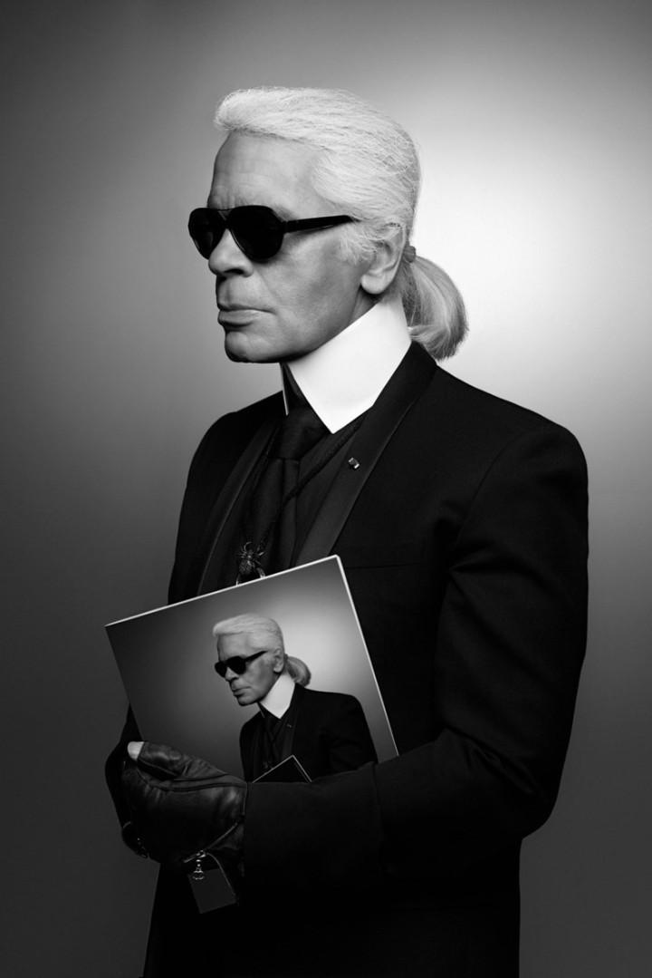 Karl Lagerfeld, alegend…